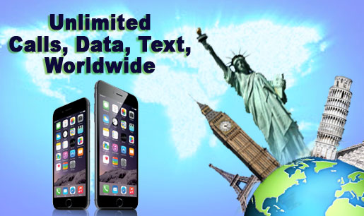 Rent Android Phone with Unlimited Data